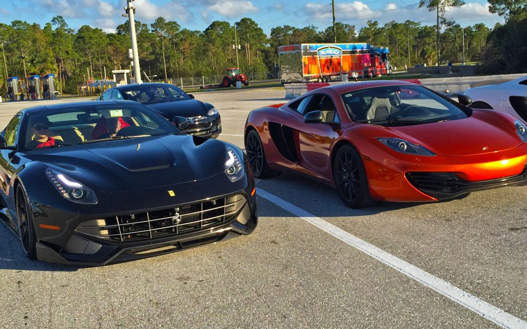Alpha Tuned McLaren MP4-12C vs Ferrari F12 Berlinetta