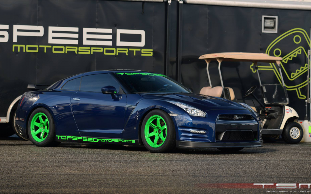 Topspeed Motorsports Alpha 16 GT-R Breaks into the 7's!