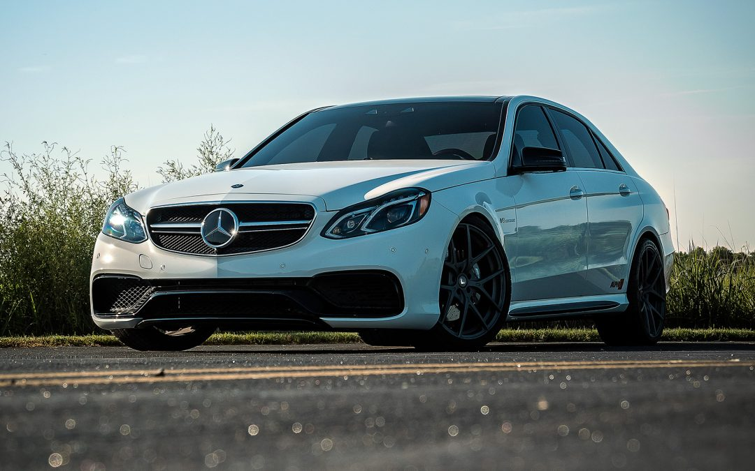 AVAILABLE NOW: Mercedes-Benz 5.5L BiTurbo Alpha Series Performance Exhaust System