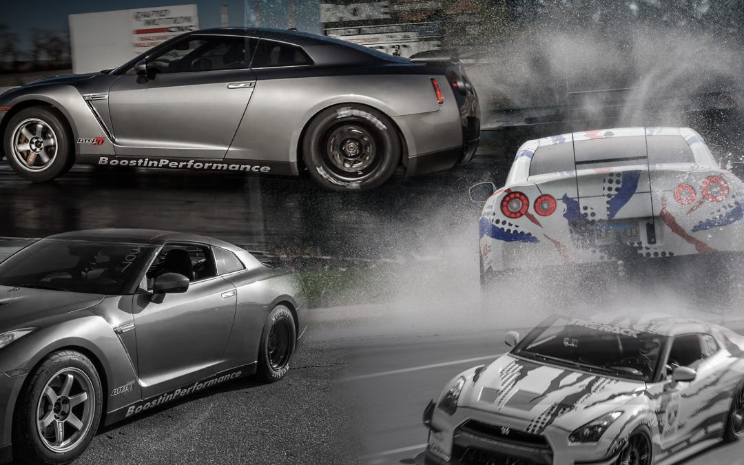 The All Around Alpha 10 GT-R:  Dominant on the Street, Strip and Circuit!
