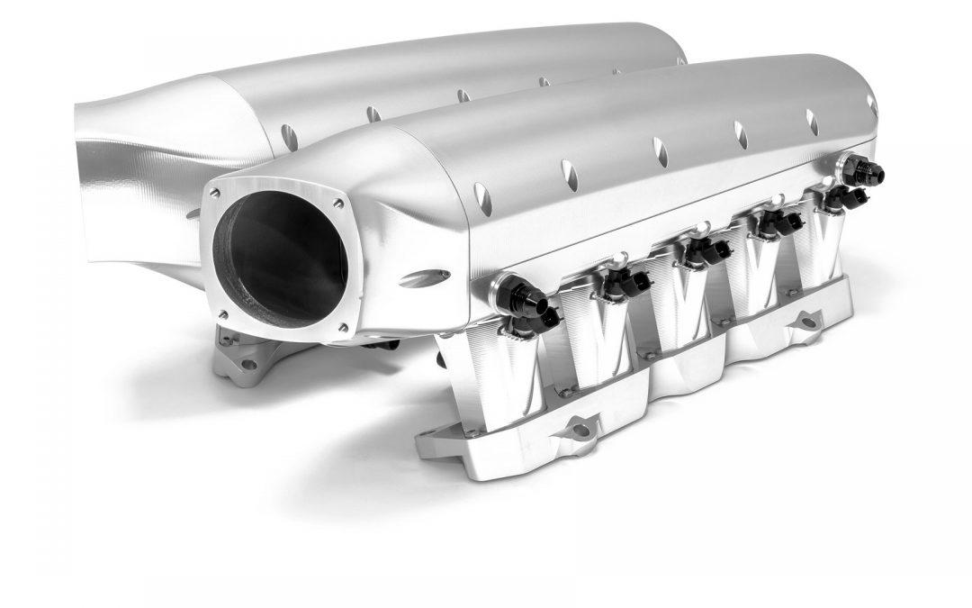 ENGINEERING UPDATE: ALPHA Audi R8 V10 Twin Turbo Billet Intake Manifold