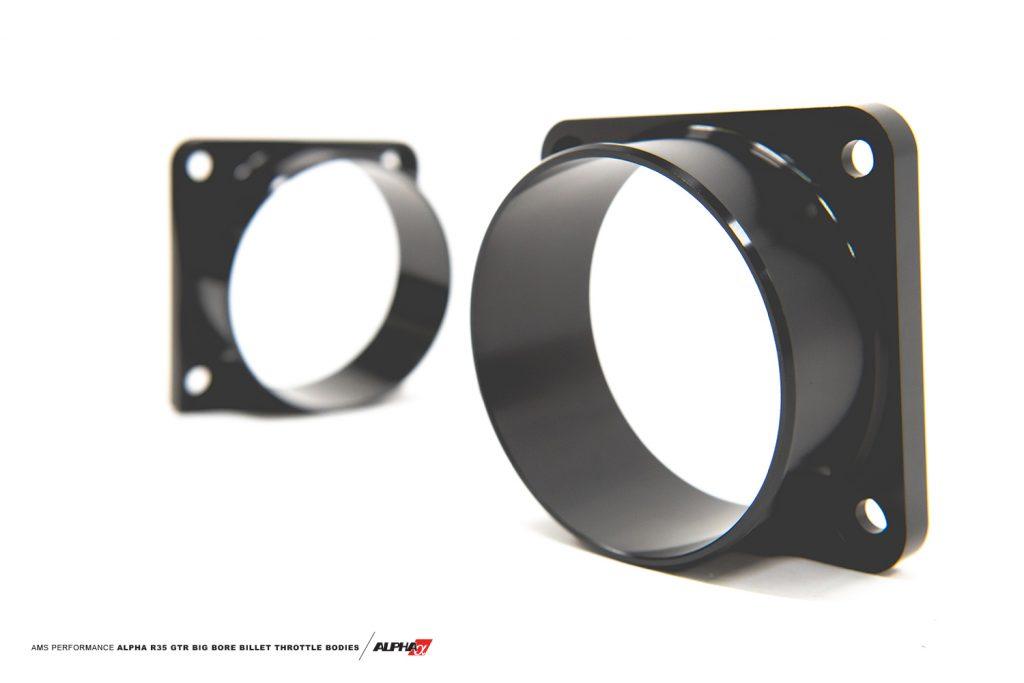 R35 GTR throttle body upgrade mods kit