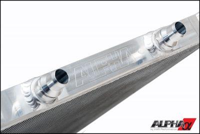 Alpha Performance Mercedes Benz 5.5L Biturbo Primary Heat Exchanger Upgrade