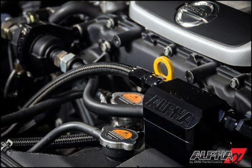 Alpha Performance R35 GT-R Air/Oil Separator
