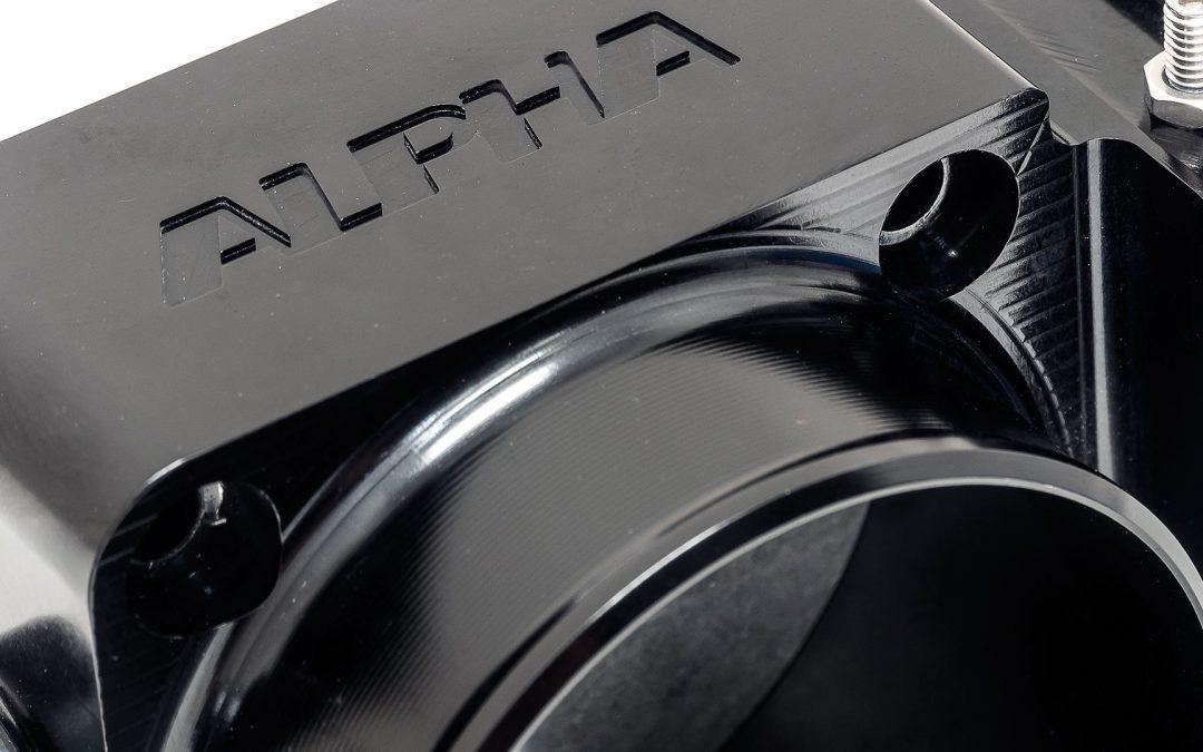 Product Release: Alpha Performance R35 GT-R Big Bore Billet Throttle Bodies