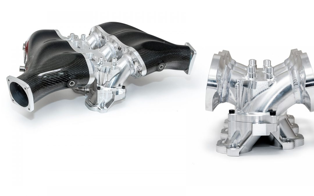 Product Release: Alpha Performance R35 GT-R Carbon Fiber Intake Manifold