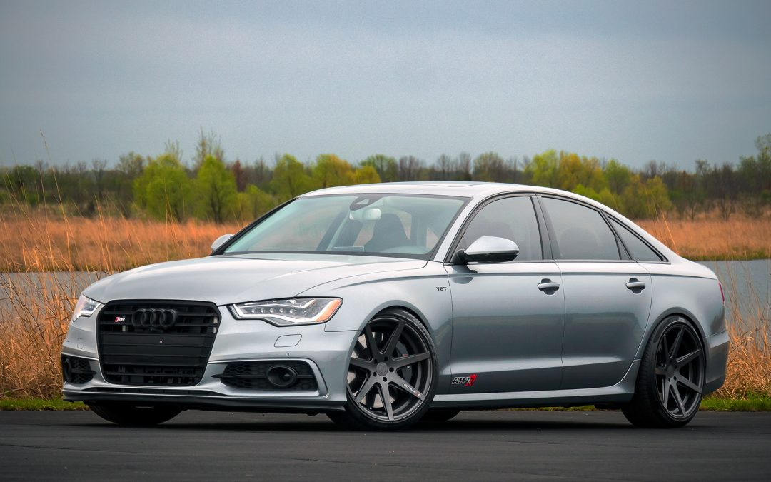 ALPHA PERFORMANCE AUDI C7 S6/S7 BOOST COOLER NOW AVAILABLE!!!