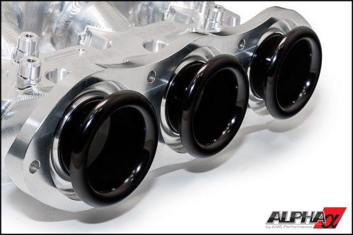 Alpha Performance R35 GT-R Carbon Fiber Intake Manifold