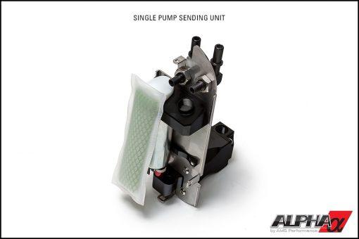 Alpha Performance R35 GT-R Omega Brushless Fuel Pump System