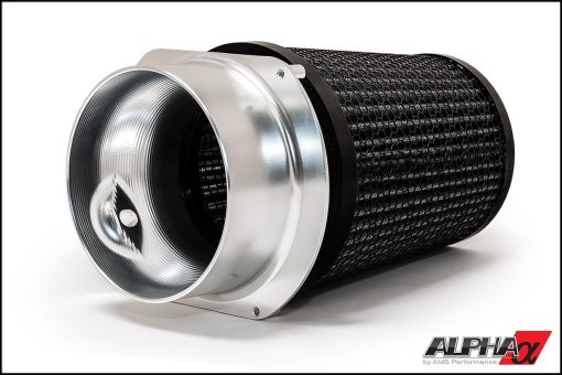Alpha Mercedes-Benz CLA45 AMG Performance Air Filter & CNC Aluminum Adapter
