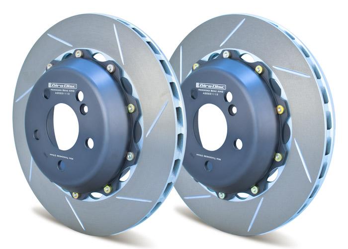 girodisc 08 11 mercedes c63 amg 2 piece 330mm rear brake rotors a2 017. Black Bedroom Furniture Sets. Home Design Ideas