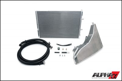 Alpha Performance Mercedes-Benz E63 S AMG Turbo Cooler System