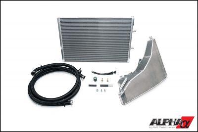 Alpha Performance Mercedes-Benz CLS63 S AMG Turbo Cooler System