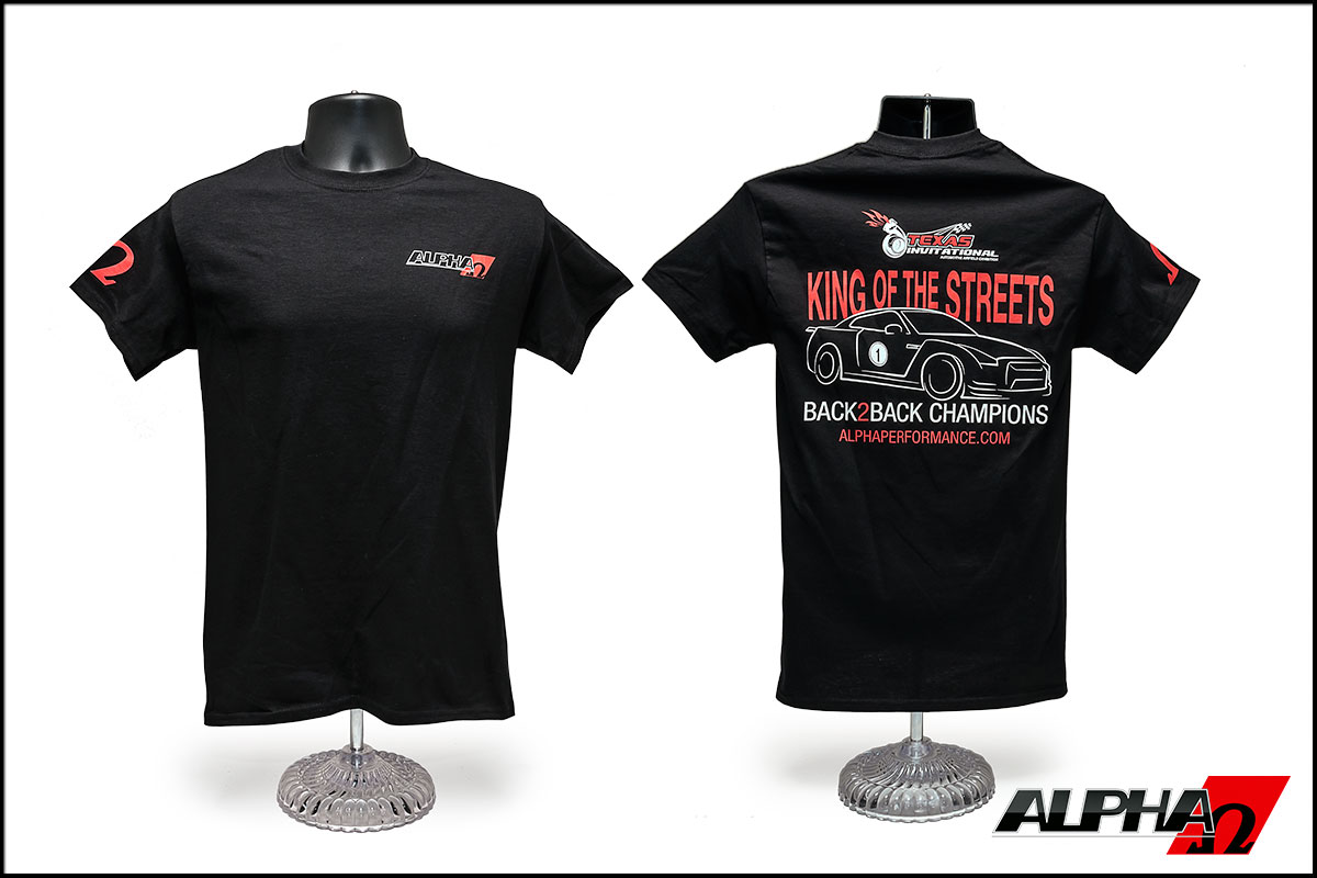 OMEGA: B2B King of the Streets T-Shirt