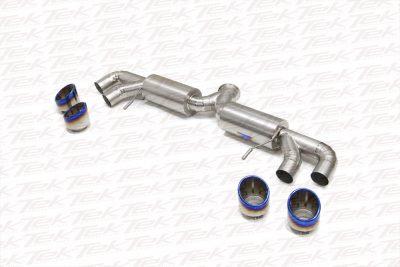TiTek 2009+ Nissan R35 GT-R 102mm Titanium Exhaust [NIS-50011]
