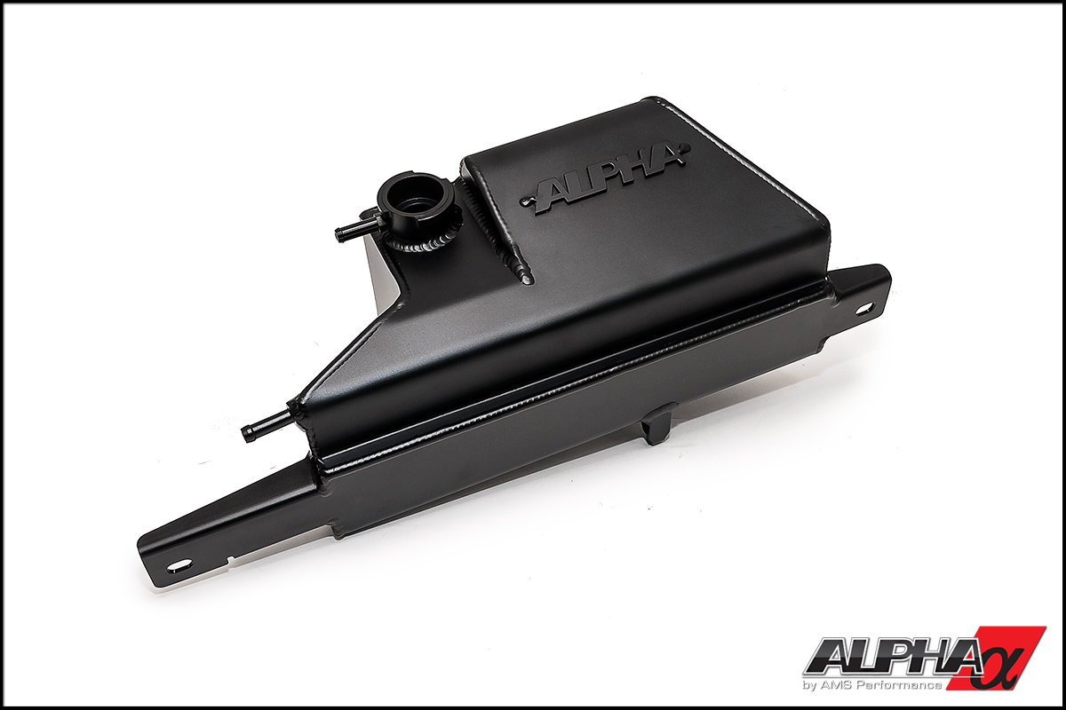 Alpha Performance R35 GT-R Coolant Expansion Tank Kit