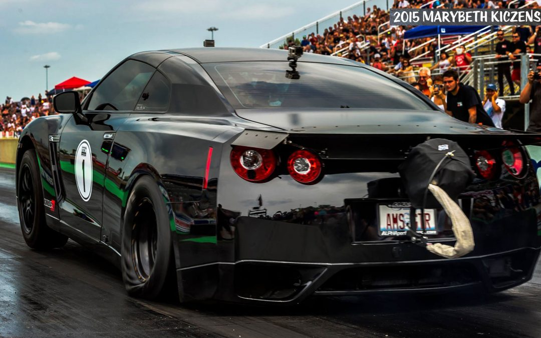 AMS at the 2015 DSM/EVO/GT-R Shootout