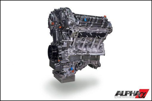 Alpha Performance Nissan R35 GT-R 3.8L VR38 Omega-Spec Crate Engine