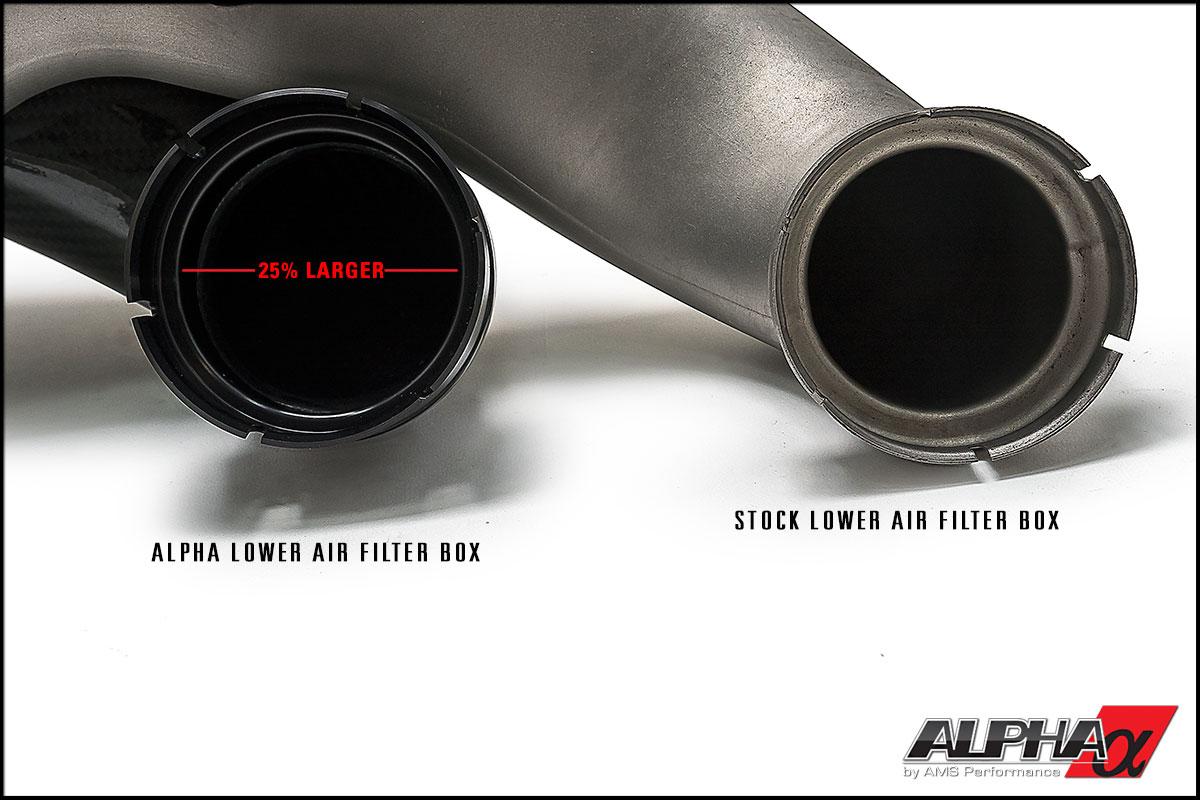 2010 E550 Coupe Engine Diagram Mercedes Benz Fuse Box Alpha Performance E Amg Carbon Fiber Intake System 1200x800