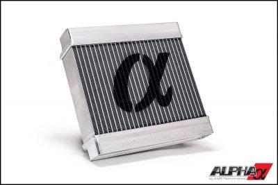 Alpha Performance Mercedes-Benz GLA45 AMG Heat Exchanger Upgrade