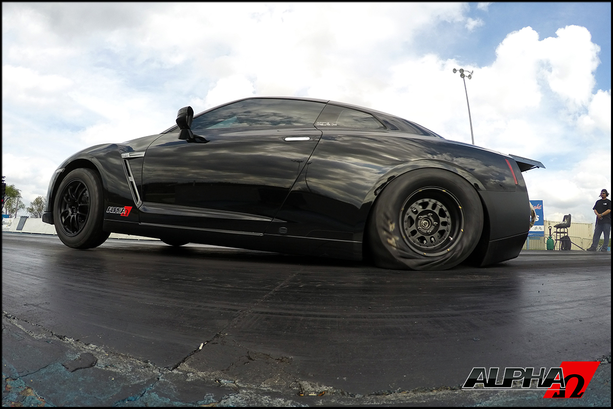 Ivey Tune Alpha 16 R35 Gtr Earns It S Place In The 7