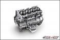 AMS Mitsubishi Lancer Evolution X / Ralliart Sleeved Cylinder Block (Block Only)