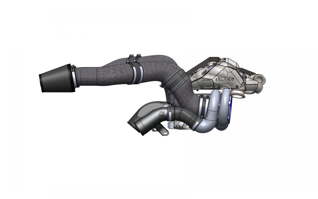 The All New ALPHA 10X, 12X & 16X R35 GT-R Turbo System