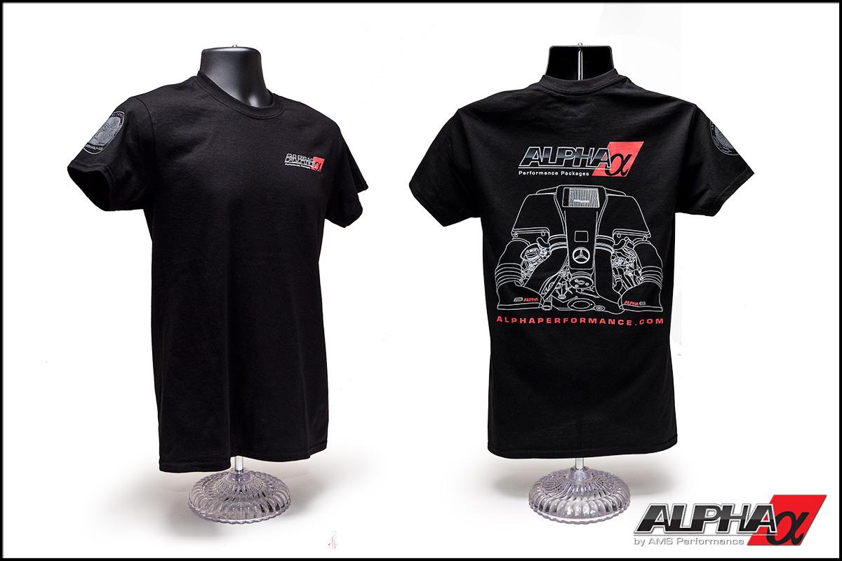 Alpha r35 gtr carbon fiber cold air intake for Mercedes benz t shirt
