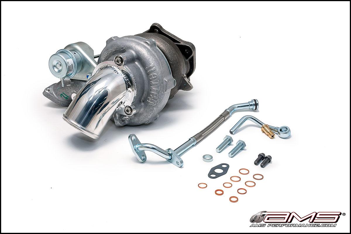 AMS Mitsubishi Lancer Evolution X STX500 Upgraded Turbo