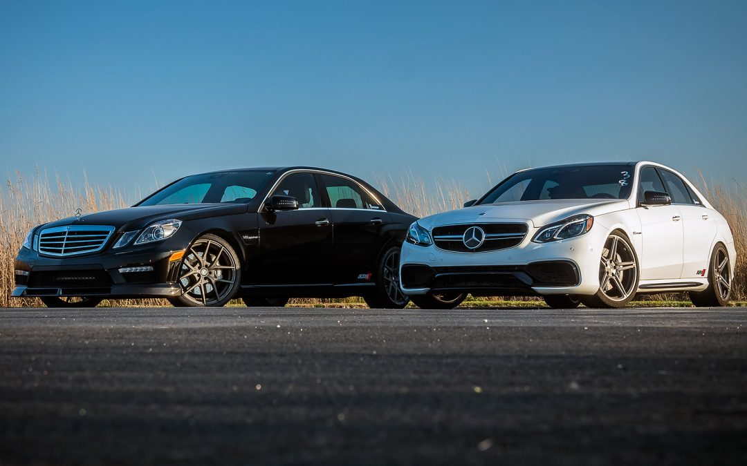 Alpha 9 CLS63/E63 AMG: 4 Door Supercar Killer
