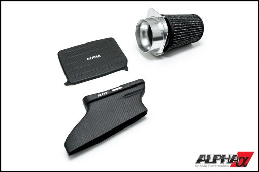 Alpha Performance Mercedes-Benz GLA45 AMG Carbon Fiber Performance Intake System