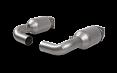 Akrapovic Porsche 997T Titanium High Flow Cat Link Pipe Set [L-PO997T/1]