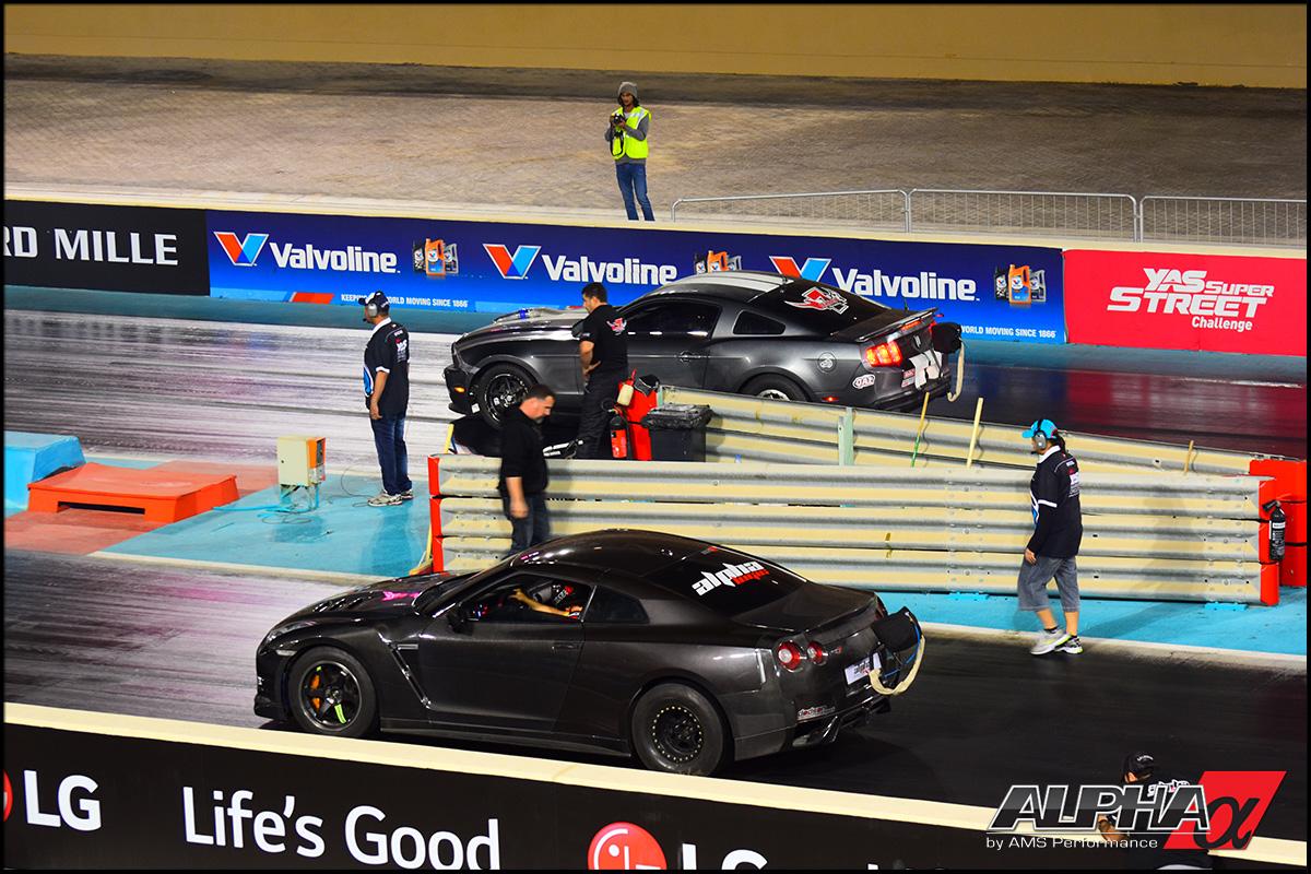 Alpha Logic Yas Marina Super Street Challenge In Abu Dhabi