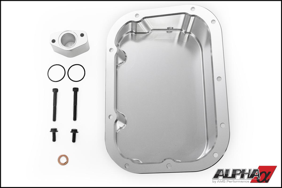 Alpha Nissan R35 GT-R VR38 CNC Deep Wet Sump Oil Pan