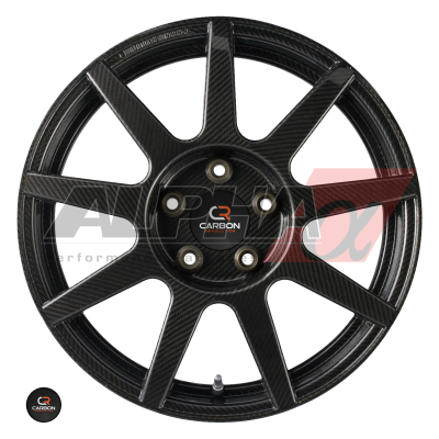 Carbon Revolution CR-9 Nissan R35 GT-R One-Piece Carbon Fiber Wheels