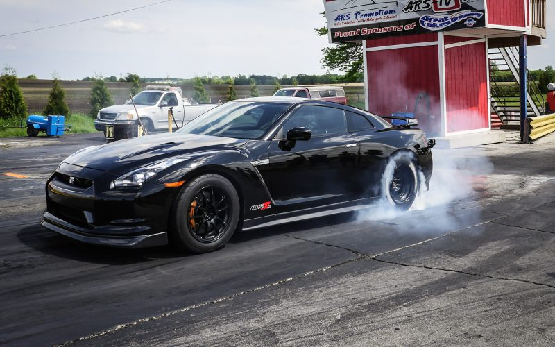 The New Alpha 12x R35 GT-R Turbo System Blasts Out Low 8 Second Passes