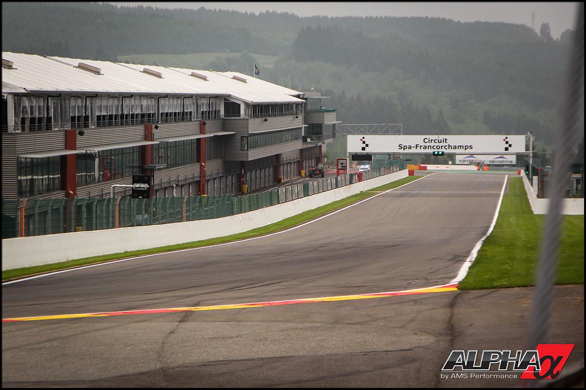 Circuit de Spa-Francorchamps in Belgium