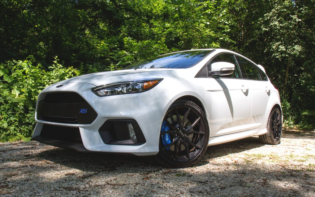AMS Enters The Ford Focus RS Market