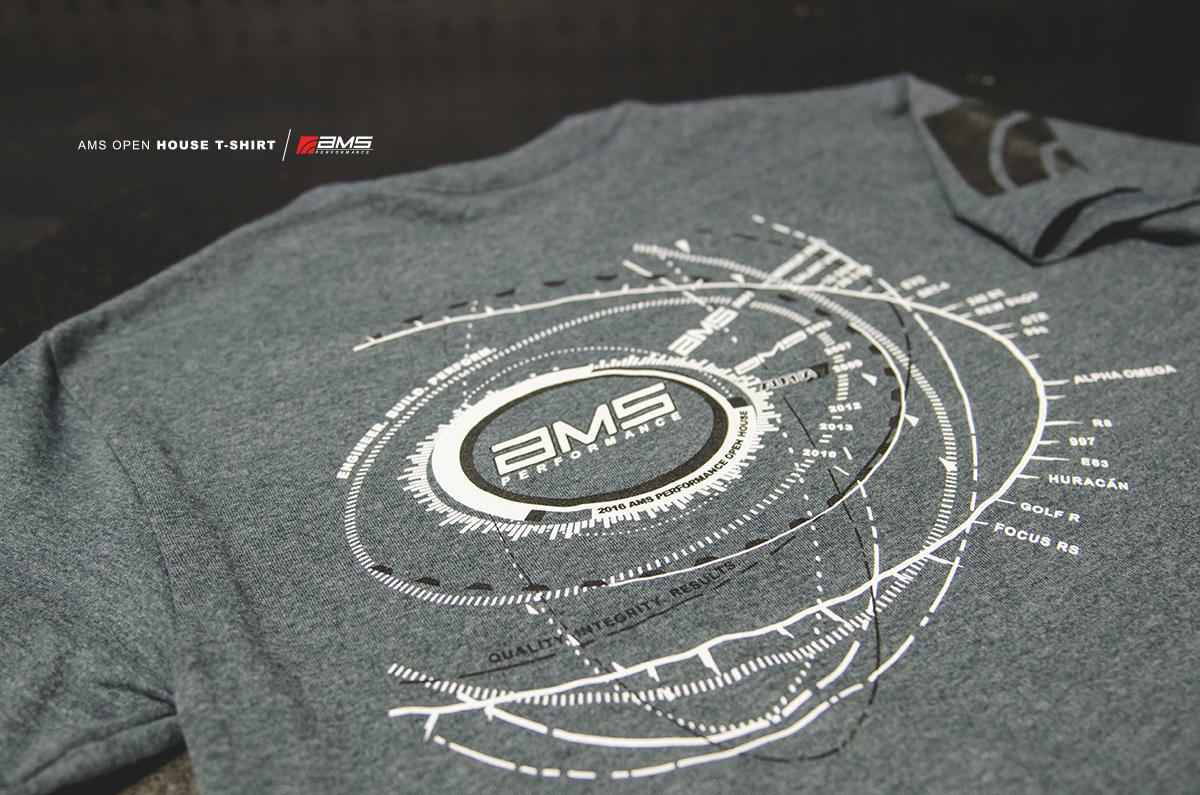AMS Performance 2016 Open House T-Shirt