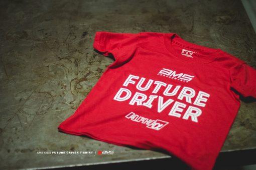 AMS Performance Future Driver Kids Tshirt
