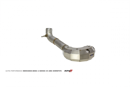 Alpha Mercedes-Benz A45 AMG Downpipe