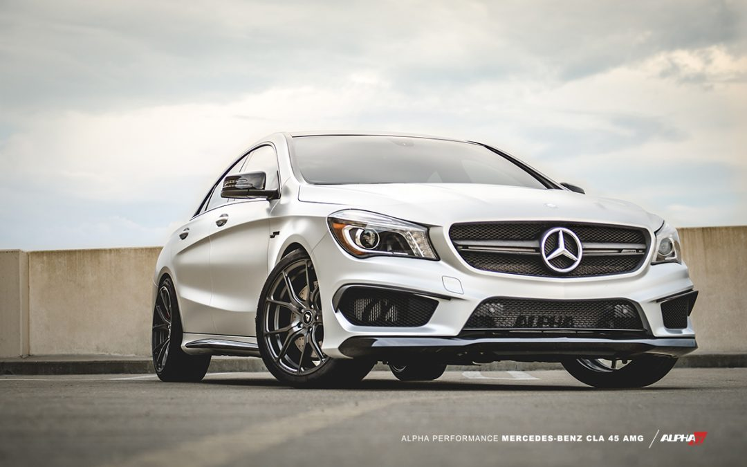 Alpha Performance CLA/GLA/A 45
