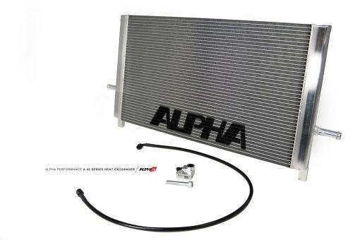 Alpha Mercedes-Benz A45 AMG Center Heat Exchanger