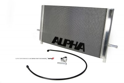 Alpha Mercedes-Benz GLA45 AMG Center Heat Exchanger