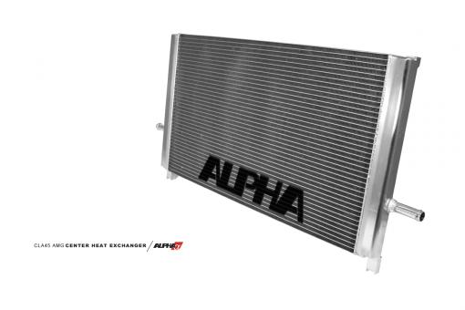Alpha Mercedes-Benz GLA45 AMG Center Heat Exchanger