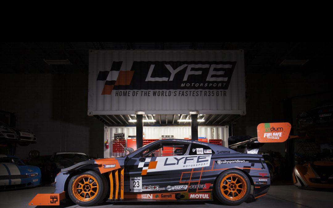Lyfe Motorsport GT-R