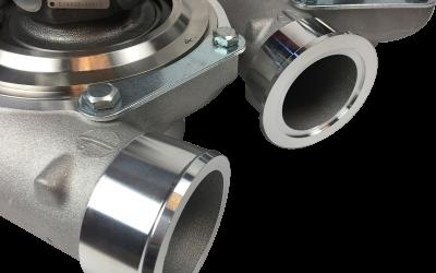 1000 HP Mid-Frame Turbocharger