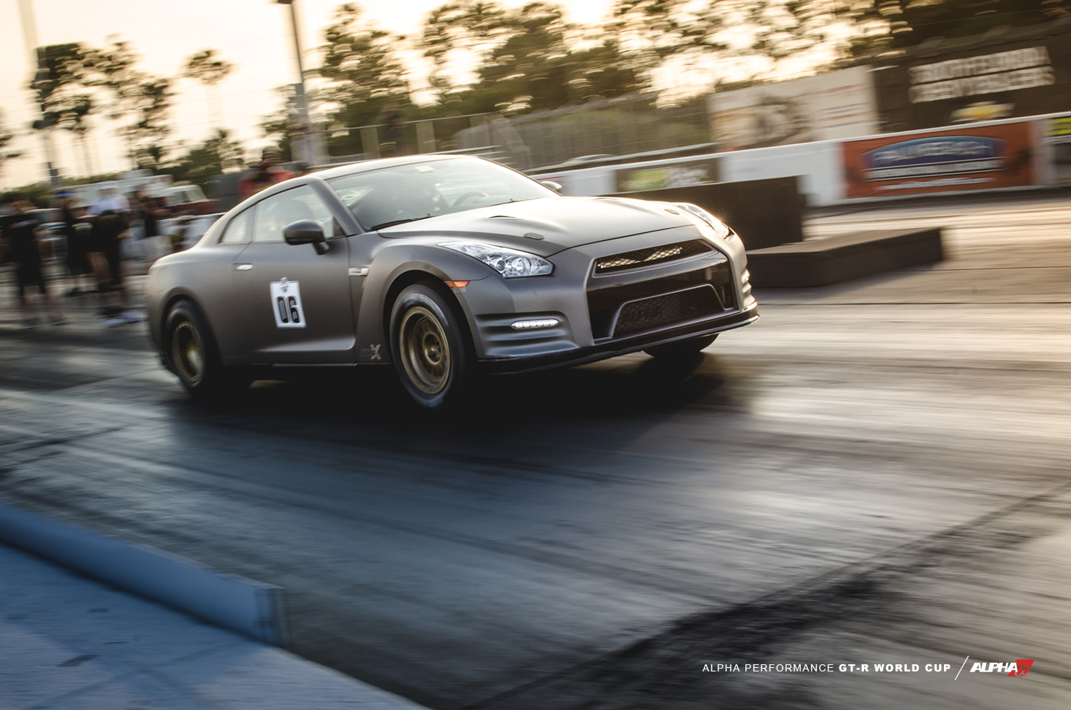 Drivewire GTR World Cup