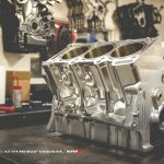 Alpha R35 GTR pro billet block vr38 mods upgrade kit