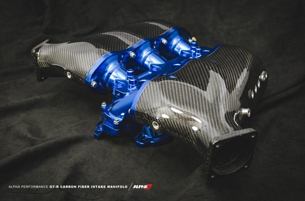 PRICE DROP! R35 GTR Carbon Fiber Intake Manifold - AMSPerformance com